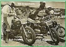 1969 Greenhorn P18 BOB POWERS, DICK STAPLES, CHRIS BLAIR 16 yr old.