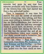 1969 Greenhorn P5 Arriving HUNT, GOLDSMITH, D. EKINS, ANDERSON, KRIZMAN & STEFFAN