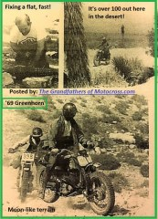 1969 Greenhorn P7b The terrain