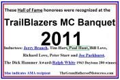 1969 a1c Greenhorn winner 2011 Trailblazers hall of fame honoree