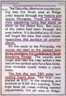 1971 Greenhorn d22 Pinnacles, Cuddleback Naval Range, Day 1 260 miles