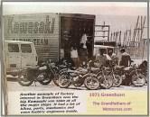 1971 Greenhorn d7 Kawasaki team