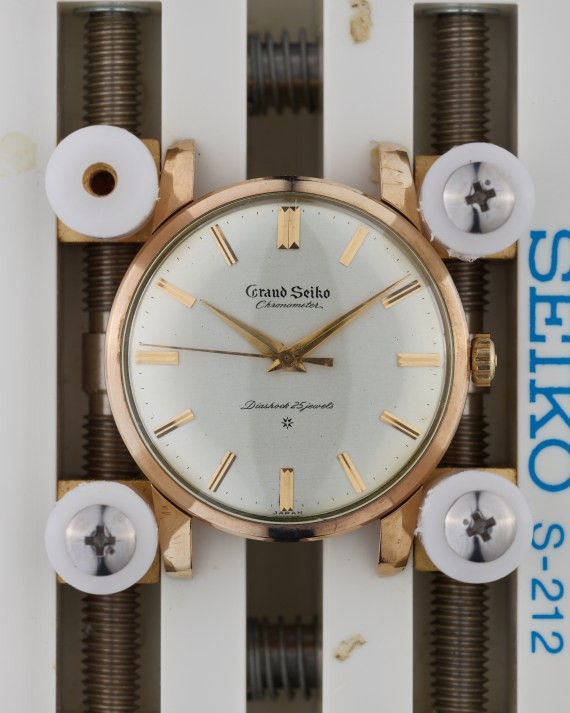 The Grand Seiko Guy5457