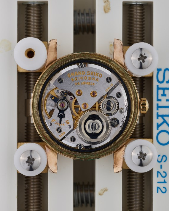 The Grand Seiko Guy5471