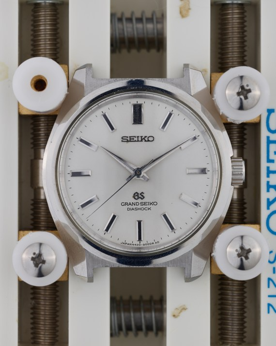 The Grand Seiko Guy5492