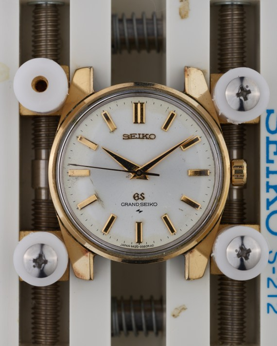 The Grand Seiko Guy5501