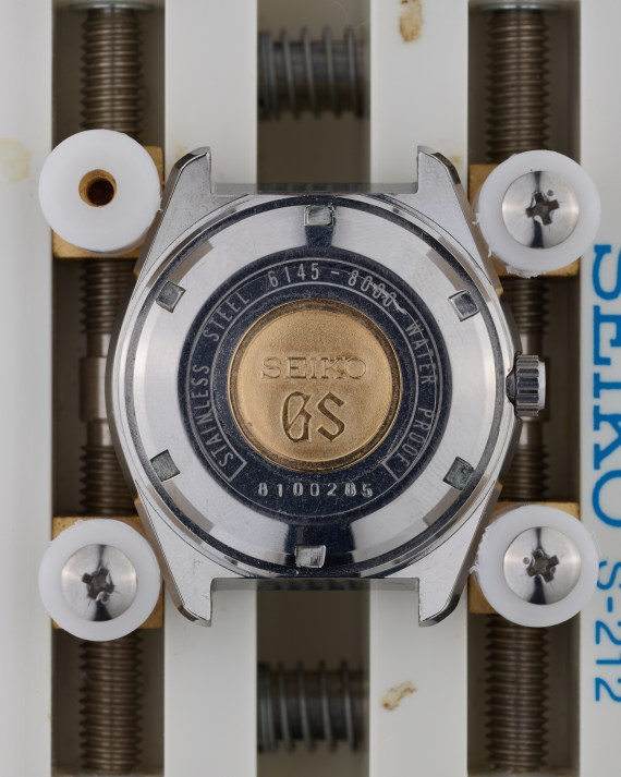 The Grand Seiko Guy5518