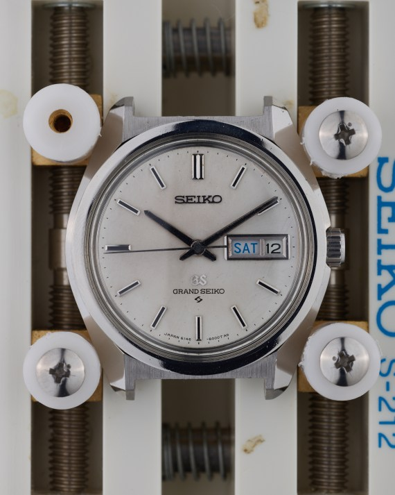The Grand Seiko Guy5534
