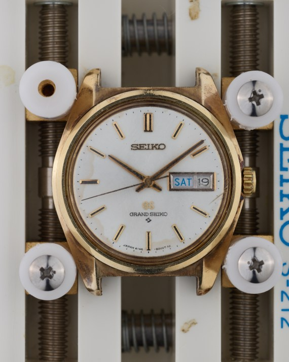 The Grand Seiko Guy5539