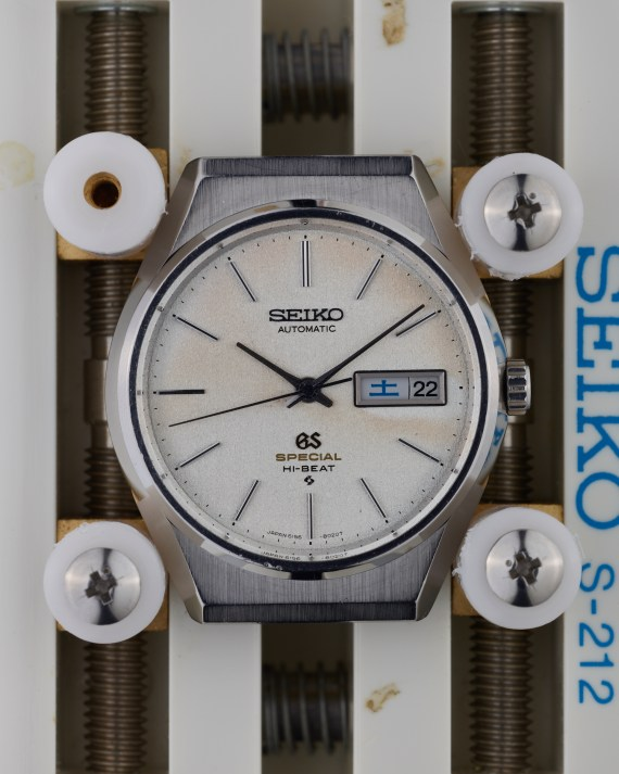 The Grand Seiko Guy5582