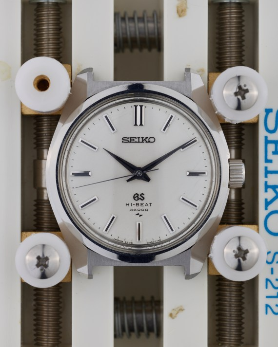The Grand Seiko Guy5616