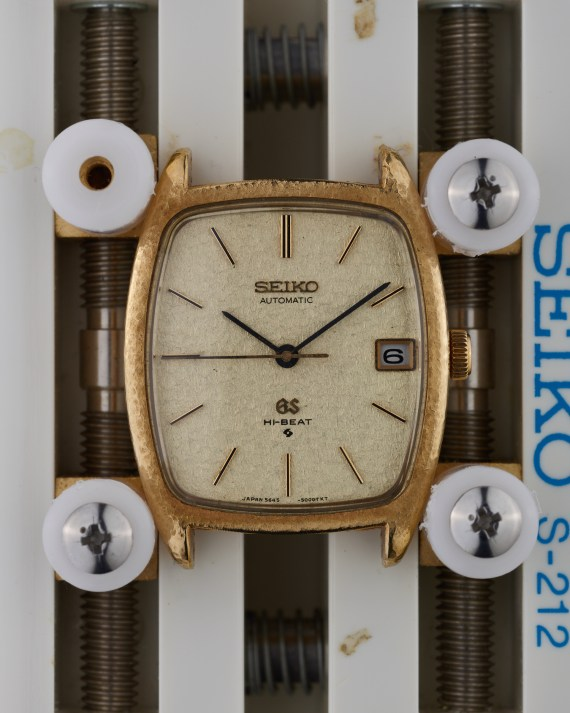 The Grand Seiko Guy5643