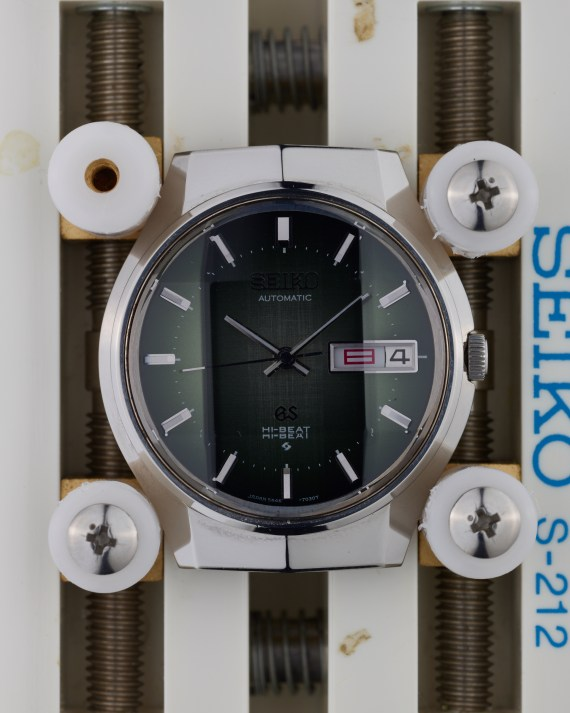 The Grand Seiko Guy5693
