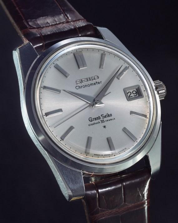 Grand Seiko 43999 AD Dial