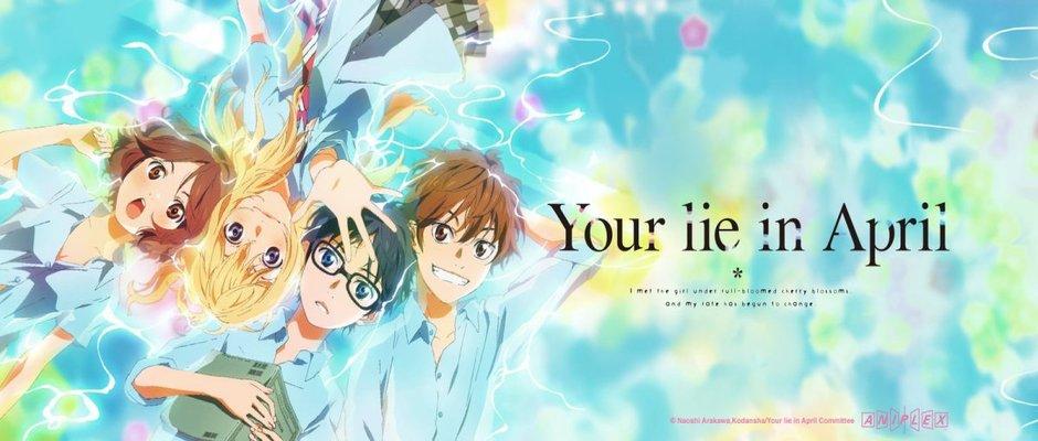 Anime Review Your Lie In April Shigatsu Wa Kimi No Uso 2014