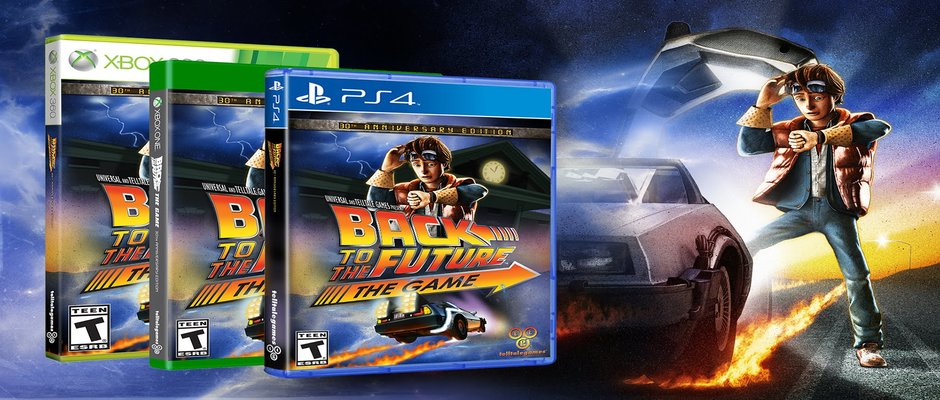 Video Game Review] Back to the Future: The Game (2010) - The
