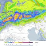 Major snowstorm for parts of the Alps in the next 48 hours