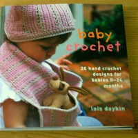Lois Daykin's Baby Crochet Teddy Bear For a Baby Boy