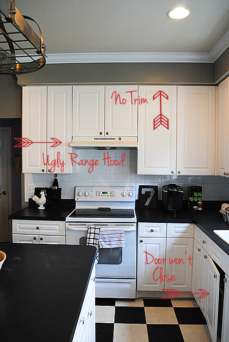 Kitchen Revamp With Home Depot Before Pics Amp Huge