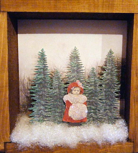 Christmas Shadow Box Ideas Reader Featured Project The