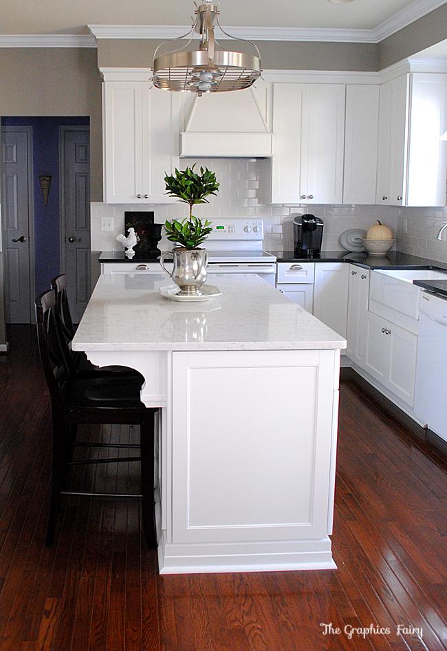 Kitchen Renovation Reveal - The Graphics Fairy on Small:xmqi70Klvwi= Kitchen Renovation Ideas  id=34475