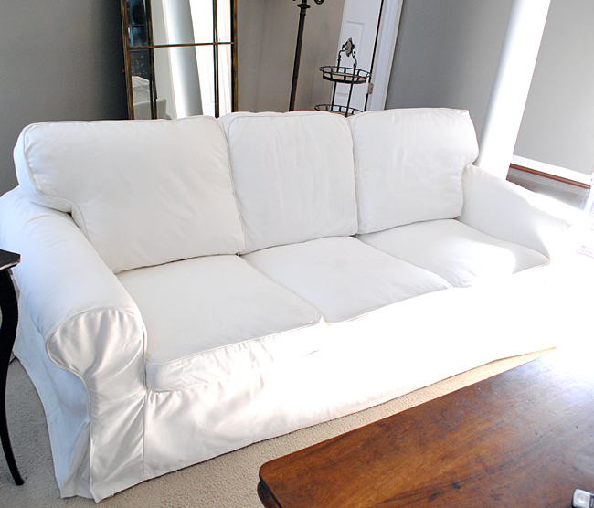 Image Result For How To Make A Slipcover For A Sectional Sofa