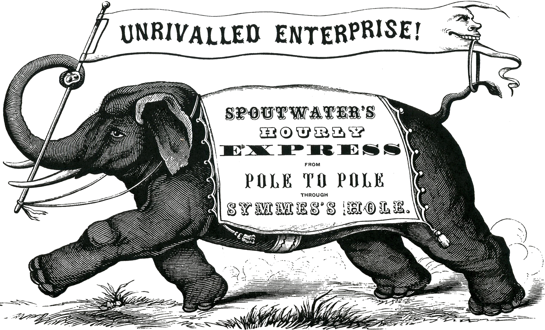 Vintage Elephant Label Images