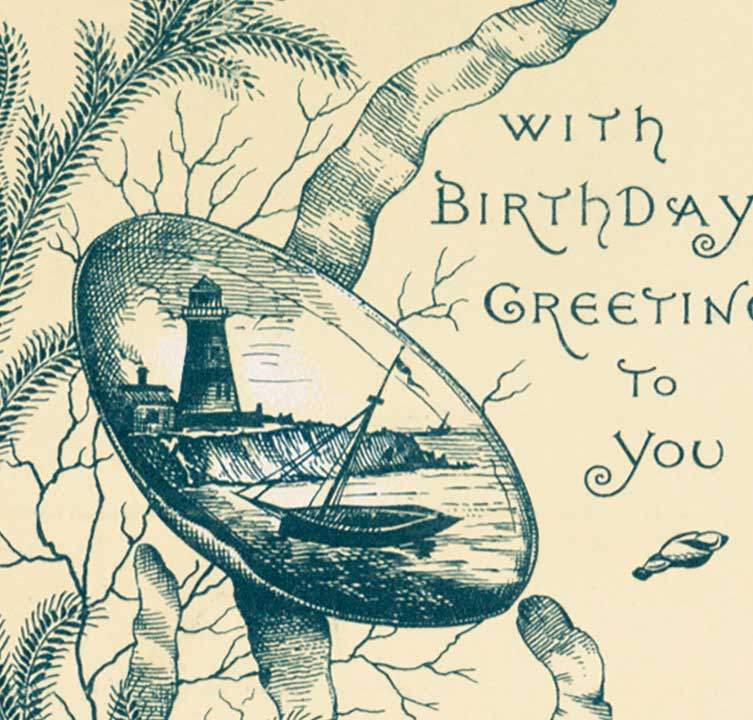 Nautical Birthday Image The Graphics Fairy