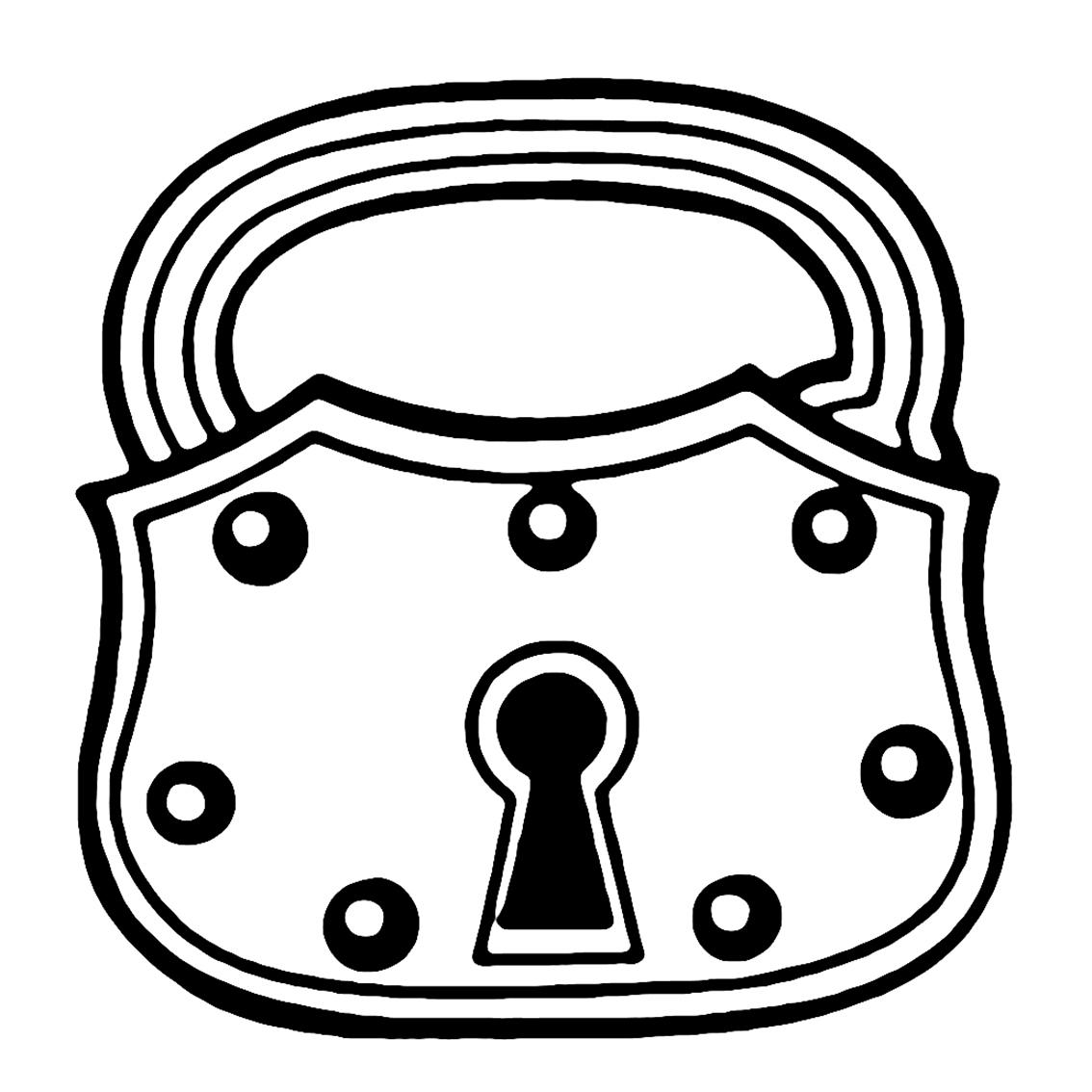 12 Skeleton Key Clipart Images And Locks