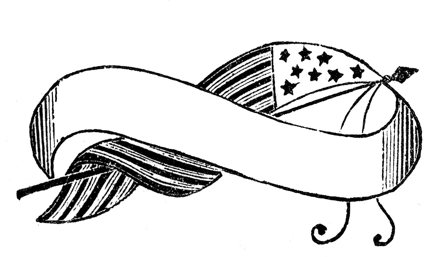Vintage Patriotic Image