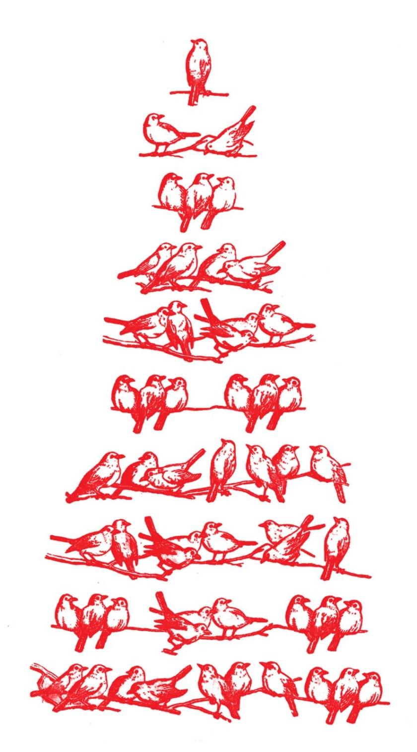 vintage christmas clip art  bird tree  the graphics fairy