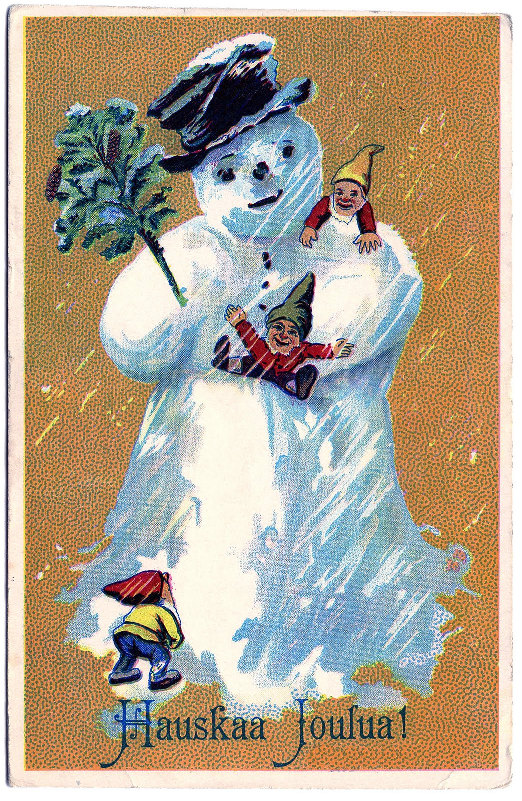 Cards Christmas 6 Old Yrs
