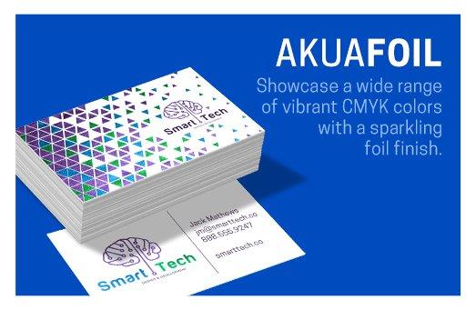 Akuafoil Printing