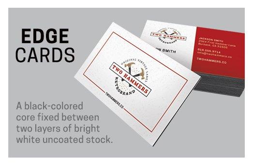 Edge Cards Printing