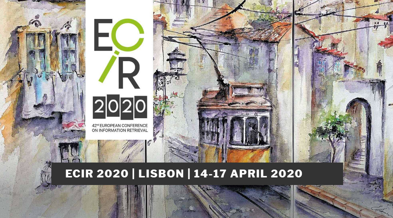 ECIR 2020 (European Conference on Information Retrieval 2020)