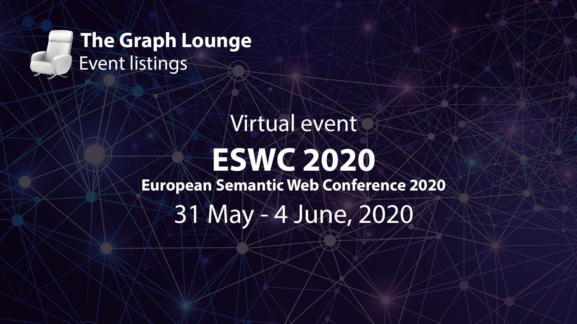 ESWC 2020 (Extended Semantic Web Conference 2020)