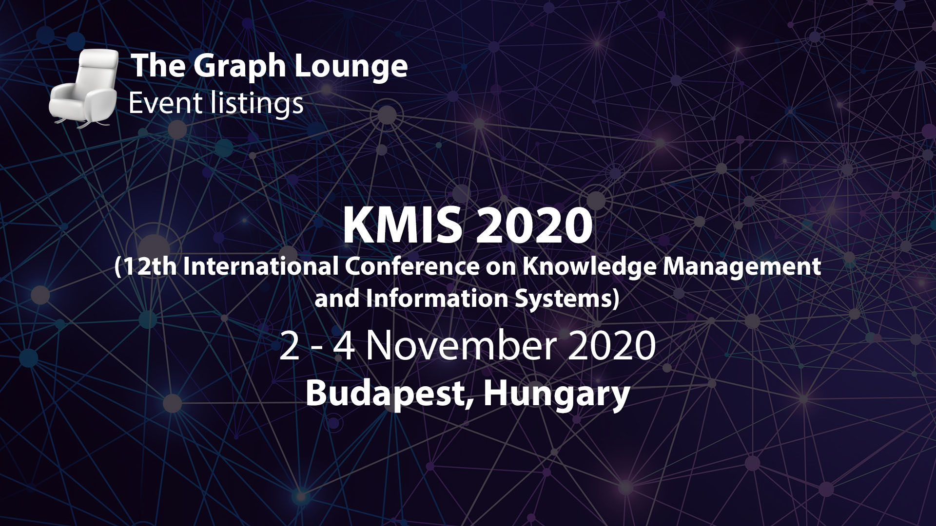 KIMS 2020 (12th International Conference on Knowledge Management and Information Systems)
