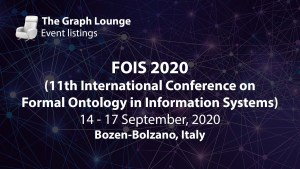 FOIS 2020 (11th International Conference on Formal Ontology in Information Systems)