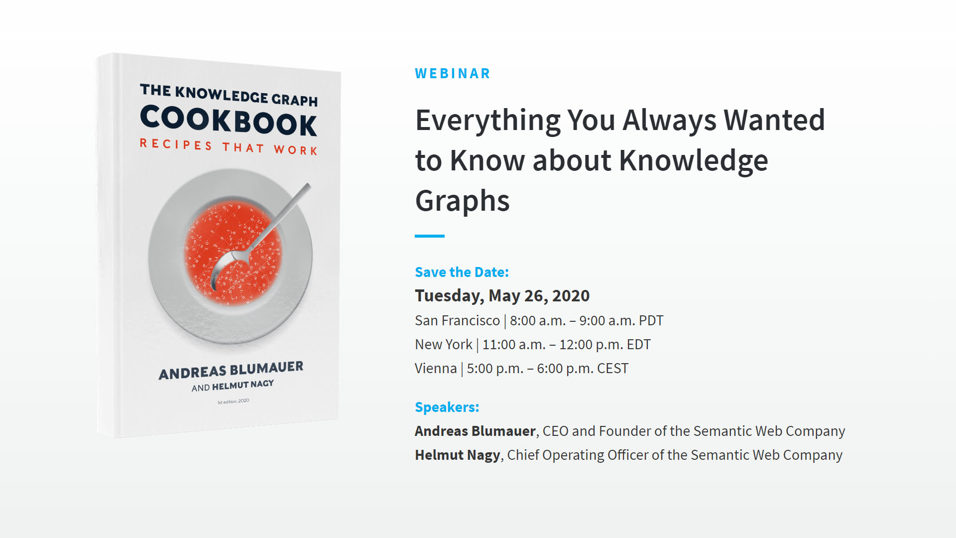 Everything You Always Wanted to Know about Knowledge Graphs