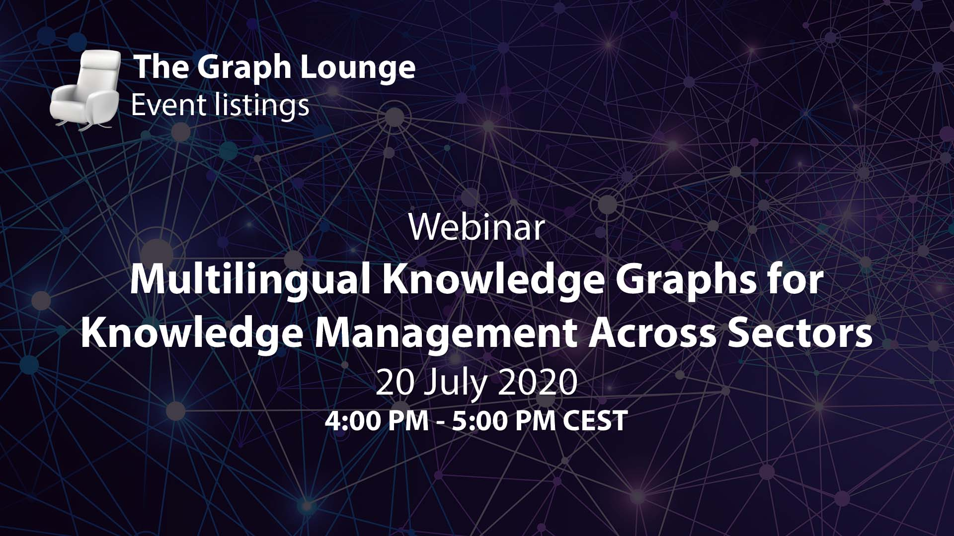 Multilingual Knowledge Graphs for Knowledge Management Across Sectors