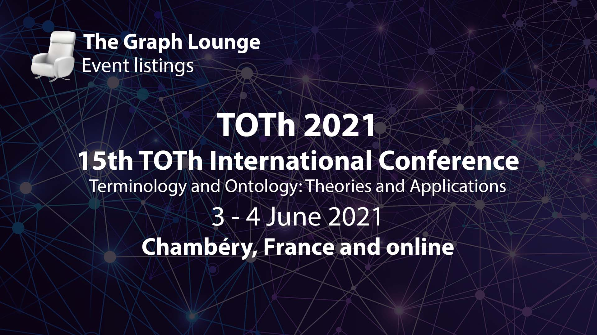 TOTh 2021 (Terminology and Ontology: Theories and Applications)