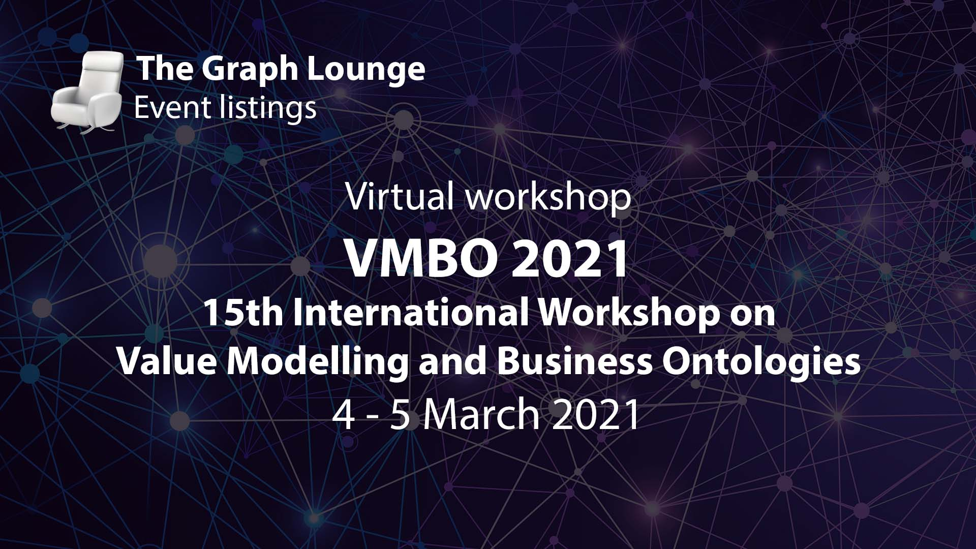 VMBO 2021 (15th International Workshop on Value Modelling and Business Ontologies)