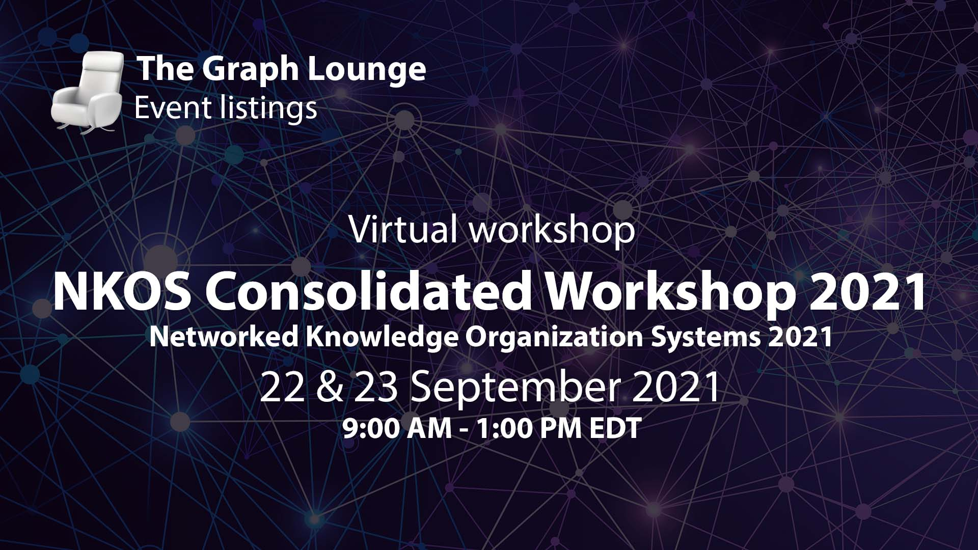 NKOS Consolidated Workshop 2021 (Networked Knowledge Organization Systems 2021)