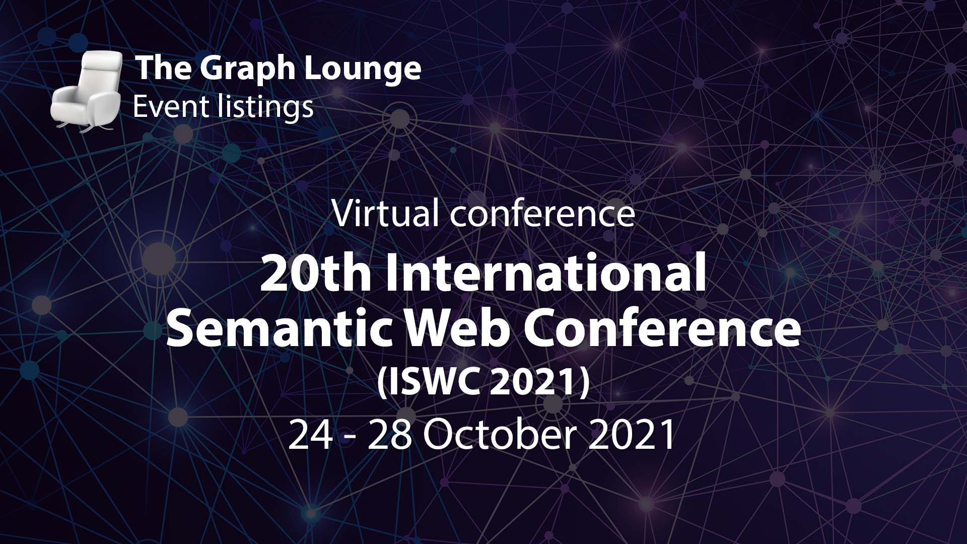 20th International Semantic Web Conference (ISWC 2021)