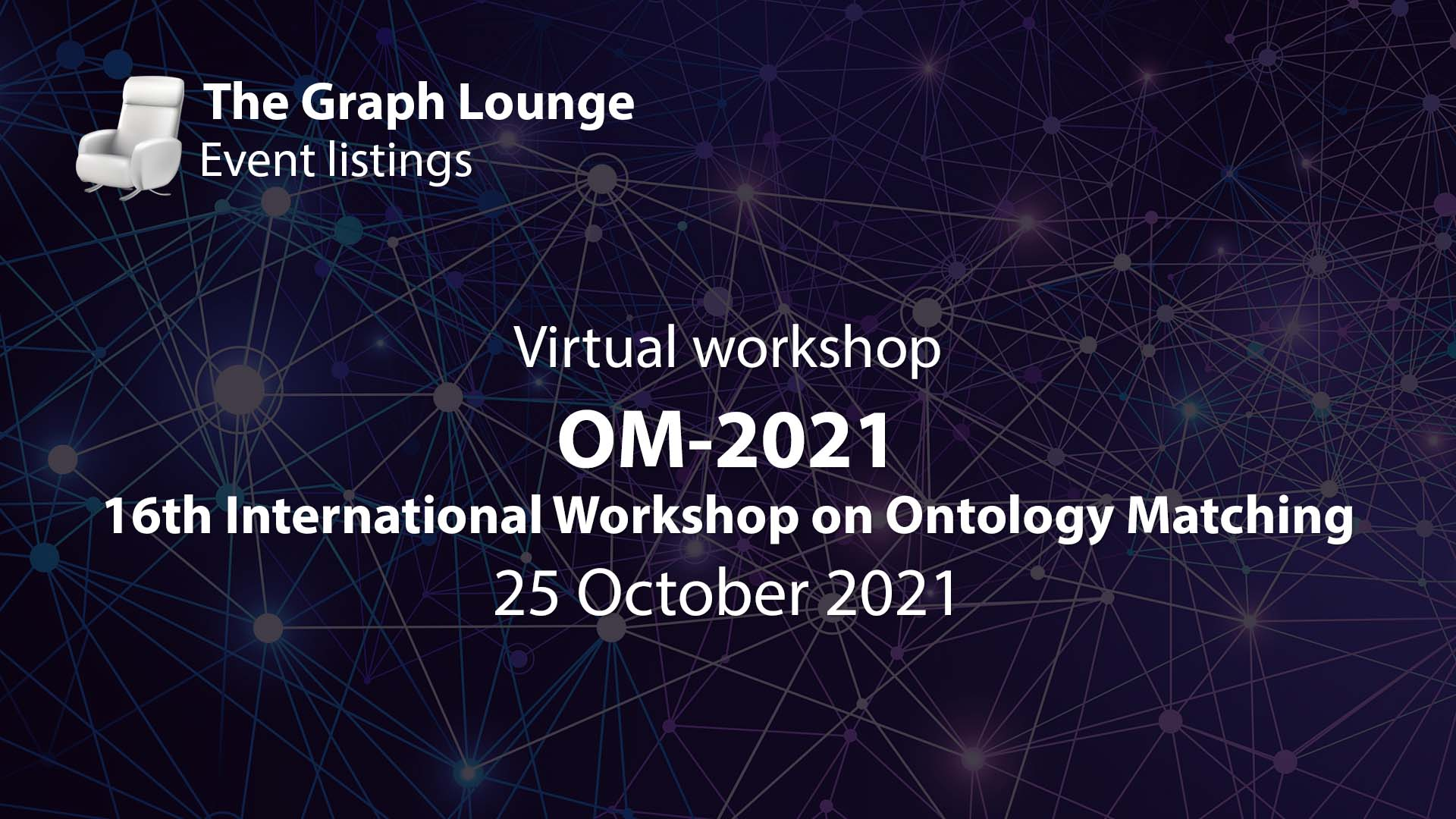 OM-2021 (16th International Workshop on Ontology Matching)