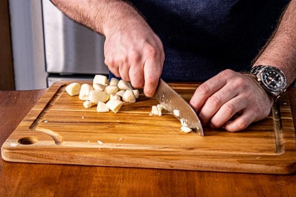 Easy Sauce Recipe Garlic