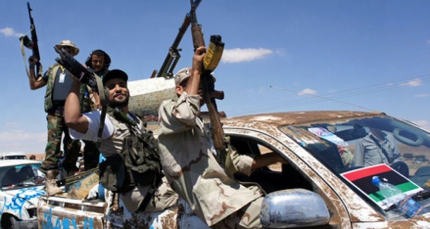 Libya rebels VOA