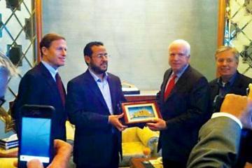 John McCain Libyan Islamic Fighting Group LIFG