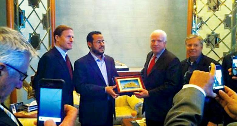 John McCain Libyan Islamic Fighting Group LIFG