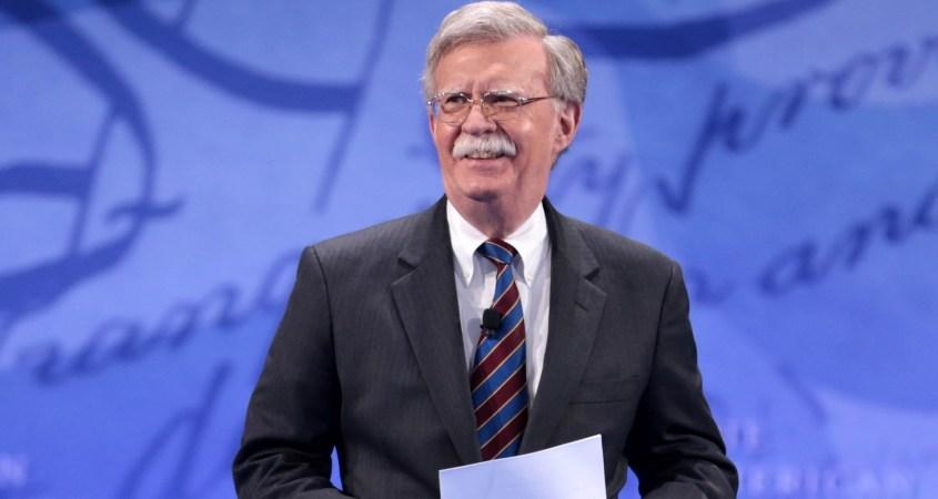 John Bolton CPAC